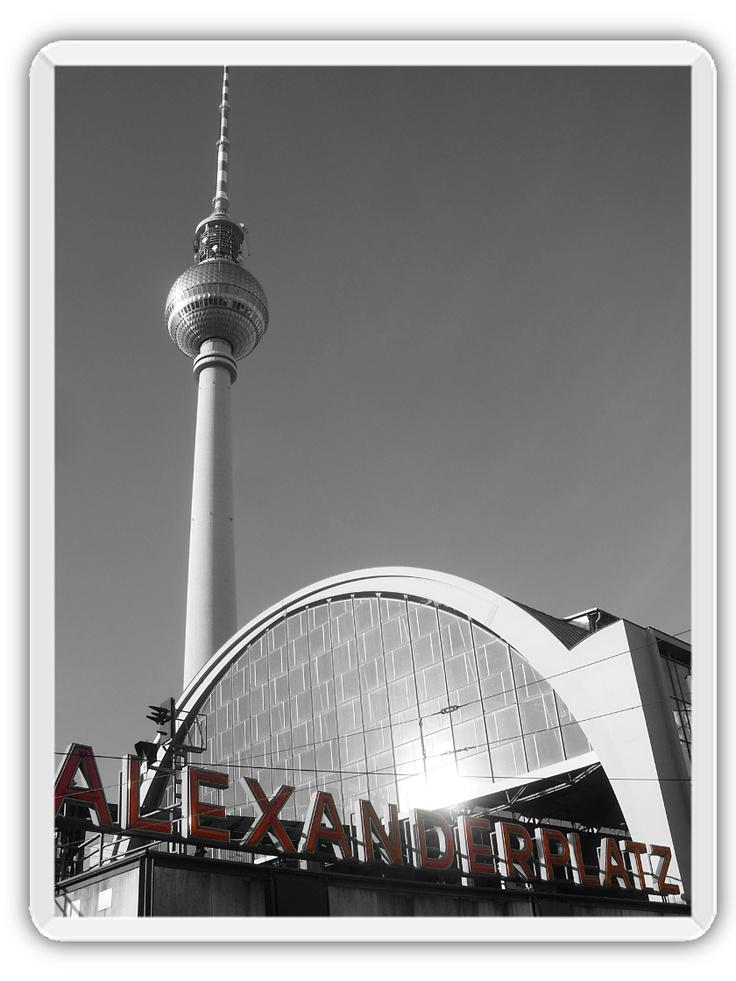 #Berlin - #alexanderplatz