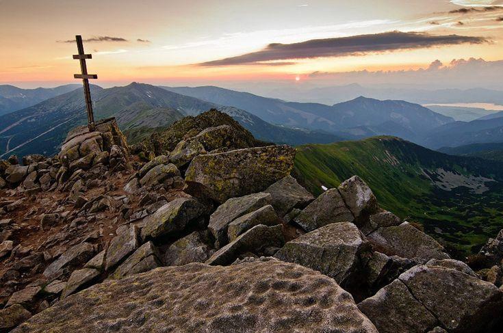 Nízké Tatry - Dumbier (2043 m.)