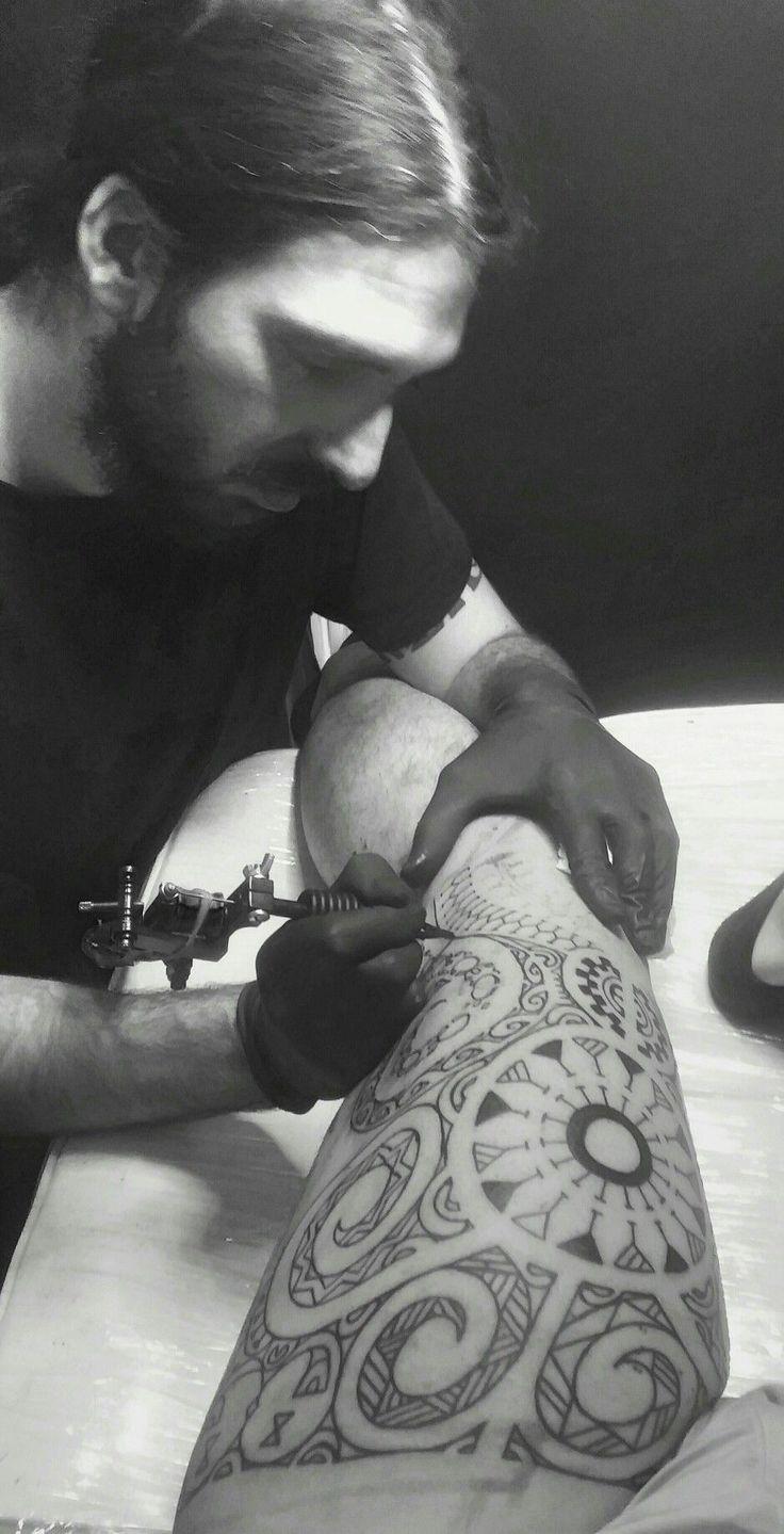 Polynesian tattoo design by Huelves Tatau Madrid.Spain #polynesian #tattoo #tatuaje #tatouage   #polinesio #art #arte #spain #de #huelvestatau #huelves #tatau #ink #tahiti #islas #marquesas #islands #samoa #maori #hawaii #tatuajemaorimadrid #tatuajemaori #Madrid #marquesantattoosart #marquesantattoosink
