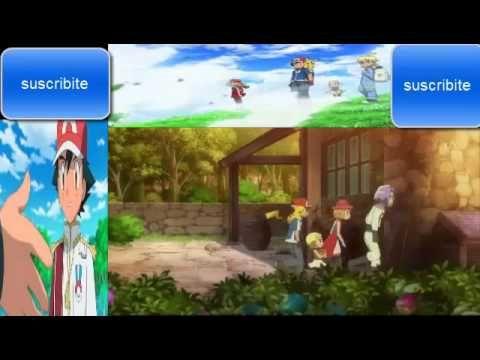 pokemon xy capitulo 64 Sub Español Parte 2/2
