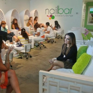 nail bar business plan