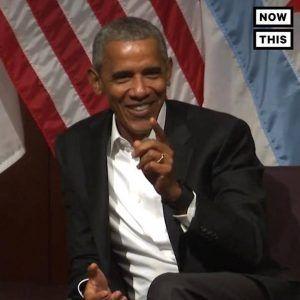 Barack Obama will never give up his dad jokes #news #alternativenews
