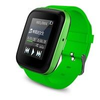 "2015 New P18 8GB Watch Bluetooth mp3 Music player with 1.5"" Touch Screen Support Bluetooth FM Recording Pedometer World Clock Function(Green)   Color: Bluetooth Watch Player&Green Product name:Bluetooth Watch mp3 player Newest Design,Sports watches modeling,Capacitive touch Read  more http://themarketplacespot.com/wearable-technology/2015-new-p18-8gb-watch-bluetooth-mp3-music-player-with-1-5-touch-screen-support-bluetooth-fm-recording-pedometer-world-clock-functiongreen/"