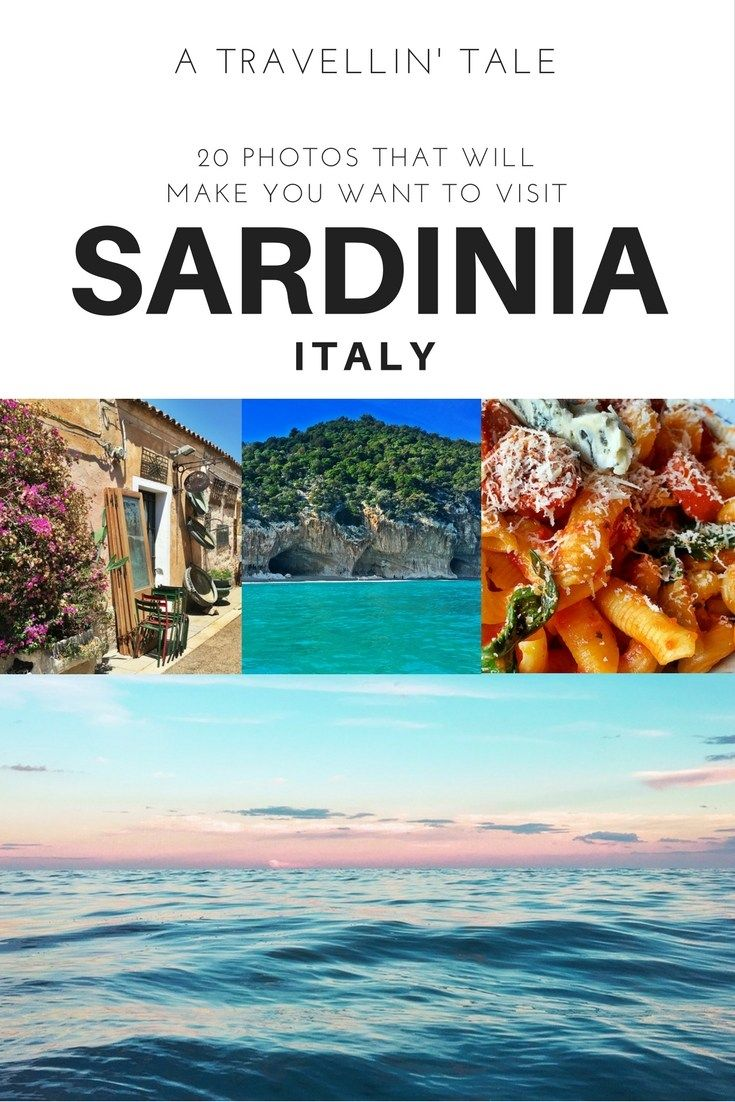 20 Photos That Will Make You Want to Visit Sardinia, Italy