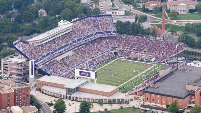 JMU's Football Stadium | JMU's New Stomping Grounds : Montana Grizzlies Football and the FCS