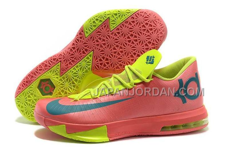 Buy Nike Kevin Durant KD 6 VI Pink/Neon Green-Teal For Sale Discount from  Reliable Nike Kevin Durant KD 6 VI Pink/Neon Green-Teal For Sale Discount  ...