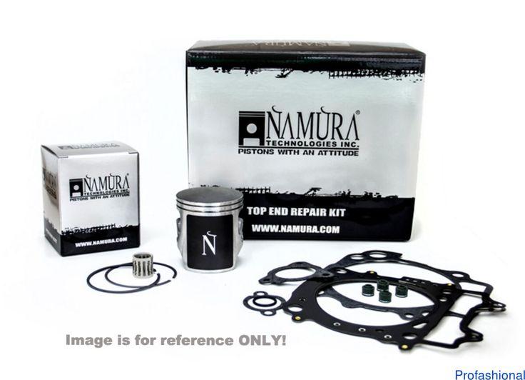 Namura NX-70021-BK1 Top-End Rebuild Kit for 2003-14 KTM 200 EXC / 200 MXC - 63.9