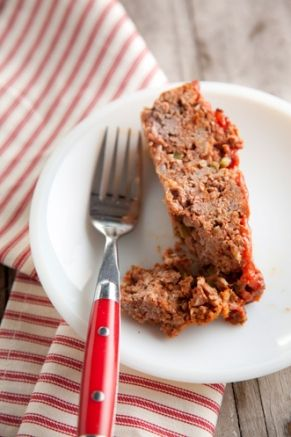 Paula Deen's meatloaf-this is THE best meatloaf EVER!!! Try it once & I guarantee you will never make it any other way!!