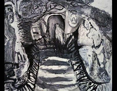 "Check out new work on my @Behance portfolio: """"Front door "" 2016 ""Парадная"" 2016"" http://be.net/gallery/48156957/Front-door-2016paradnaja-2016"