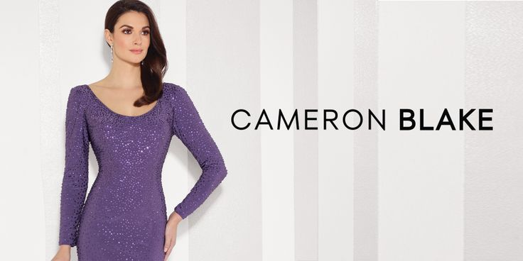 Cameron Blake by Mon Cheri is a classic, refined collection of mother of the bride dress sets, special occasion gowns and ladies dress suits that lends itself to the notion that maturity should not compromise one's panache.