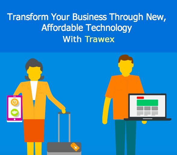 Transform your business through new, Affordable technology with Trawex Technologies