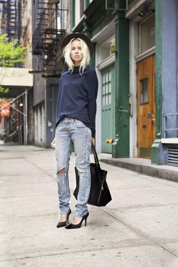 Women's knitwear, Women streetstyle, Sweater