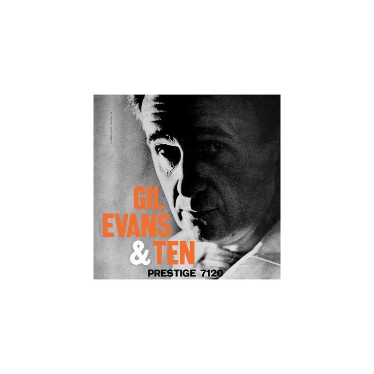 Gil Evans - Gil Evans & Ten (Vinyl)