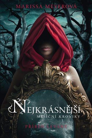 Czech cover of the book Fairest by Marissa Meyer.