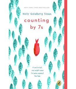 Book Counting By 7s by Holly Goldberg Sloan