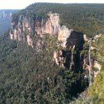 Govetts Leap Falls (Bridal Veil Falls)