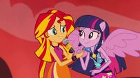 """""""You're my best friend, Twilight Sparkle, and I love you so very much."""""""