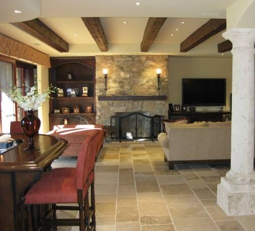Old world traditions rustic wood beams home sweet home for Old world traditions faux beams