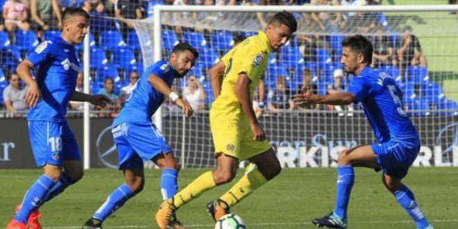 Villarreal vs Getafe CF