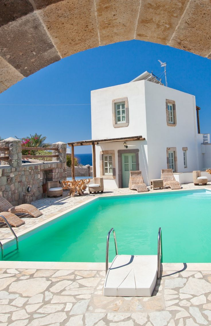 Travel is one of the few thing you buy that makes you richer.. Indulge in Blu! #BoutiqueHotel #Patmos