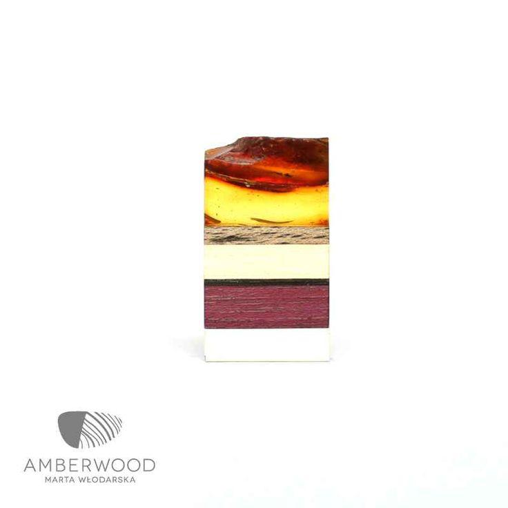 Necklace Amberwood SIMPLEXS4N