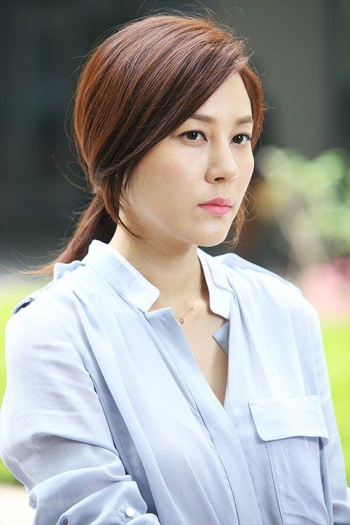 Kim Ha Neul hair