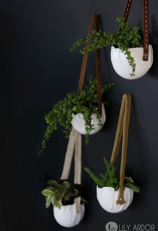 Oltre 25 fantastiche idee su vasi appesi su pinterest - Portapentole da soffitto ...