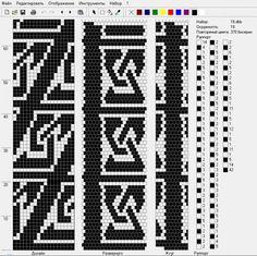 геометрия : Формат jpg : Схемы для вязаных жгутов : Файлы : jbead