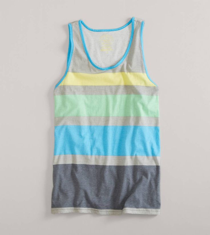 I'm not much into tank tops but this one looks nice