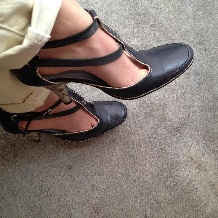 Cervato vintage shoes