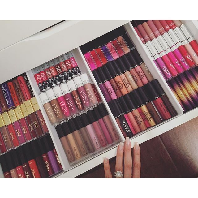 """Lippies"" Photo taken by @lustrelux on Instagram, pinned via the InstaPin iOS App! http://www.instapinapp.com (03/25/2016)"