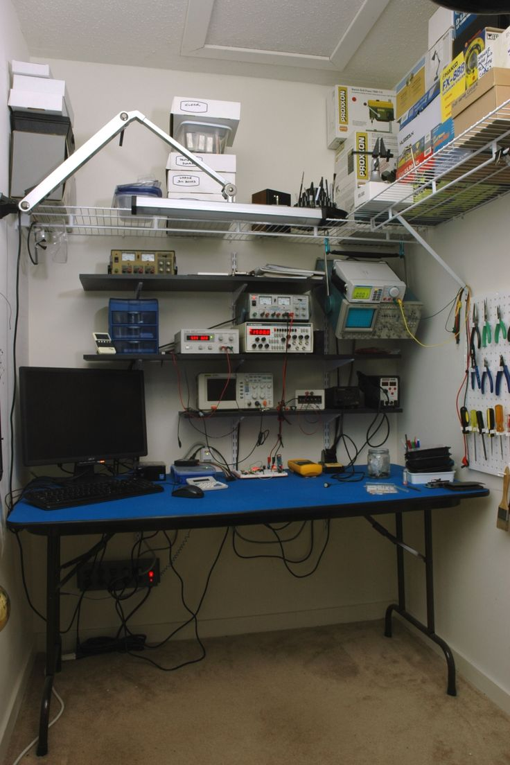 Electronics lab bench 28 images 17 best images about for Best home office electronics