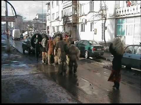 Ursari din Targu Neamt - YouTube