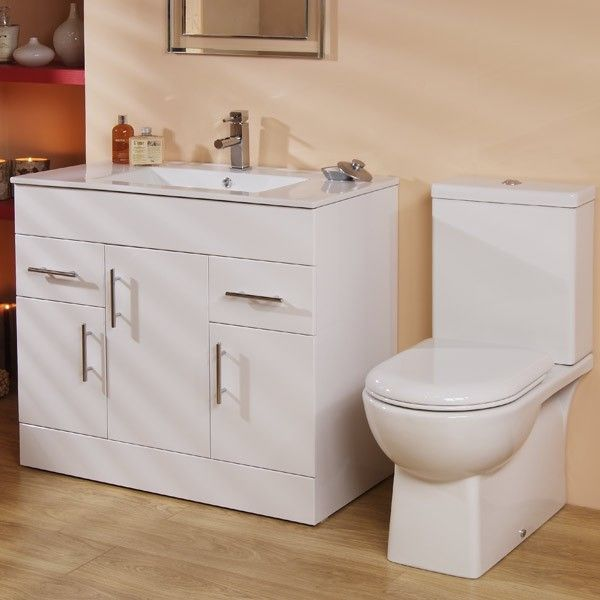 Modena Aspen 90cm Vanity Unit. Bathroom StorageSmall BathroomBathrooms  SuitesVanity UnitsAspenStorage IdeasVanities Part 98