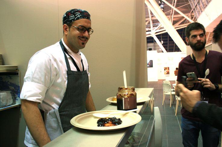 Easy Restaurant: crostata di frutta e gelato di Alberto Marchetti - ph. C. Pellerino