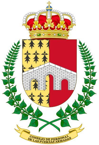 COPERFAS- Consejo de Personal de las Fuerzas Armadas.