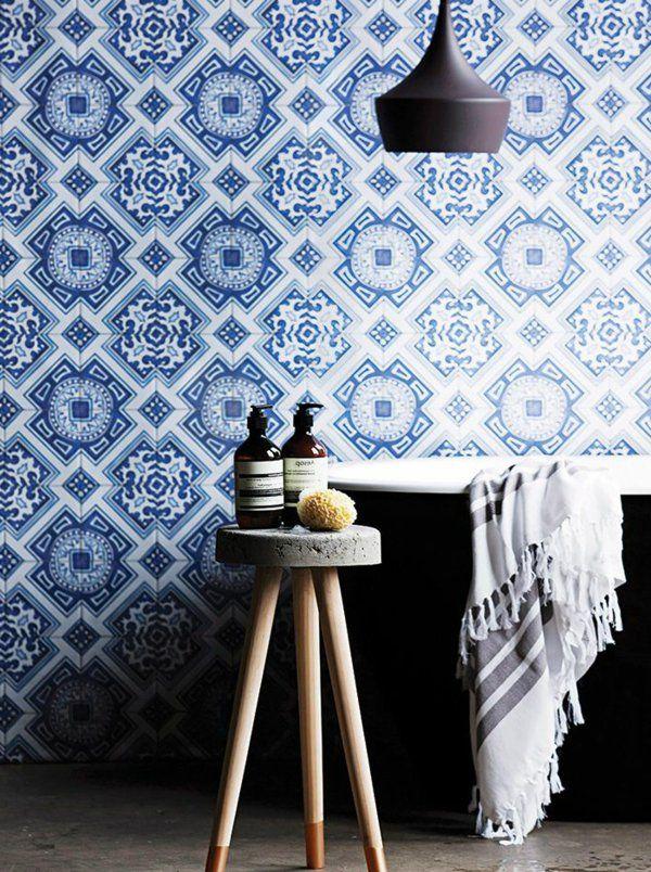 Emejing Deko Ideen Hexagon Wabenmuster Modern Pictures - Globexusa