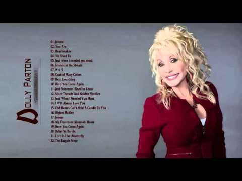 DOLLY PARTON : Dolly Parton Greatest Hits | The Very Best Of Dolly Parton https://youtu.be/dp9o5k5vDFc