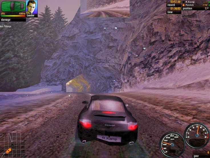 Need for Speed Porsche Unleashed PC Game Screenshots