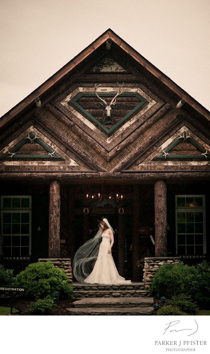 Parker J Pfister Photographer - Log Cabin Wedding Photogrph: