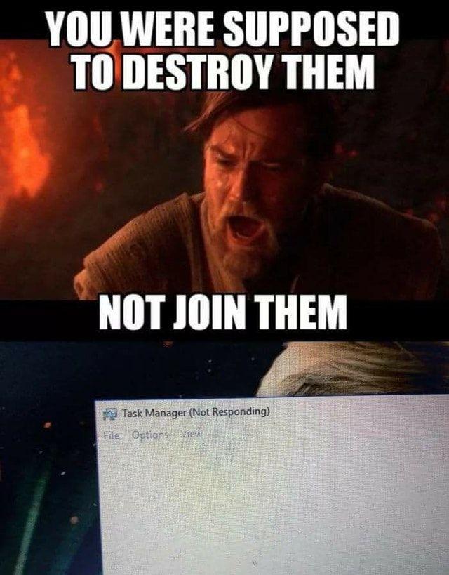 Beardoprime U Beardoprime Reddit Relatable Meme Social Media Humor Star Wars Humor
