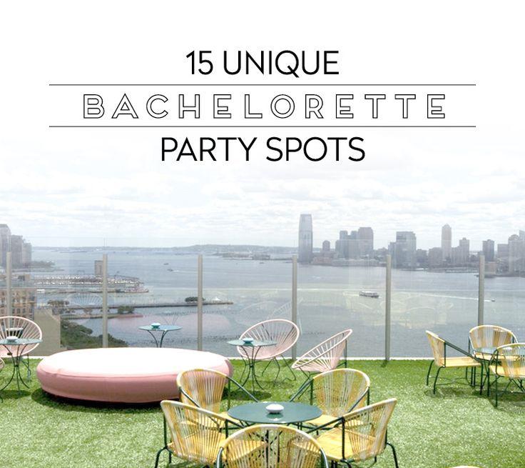The 25 best bachelorette party places ideas on pinterest for Best places for bachelorette parties