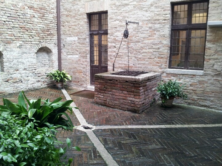 Raffaello's house - urbino