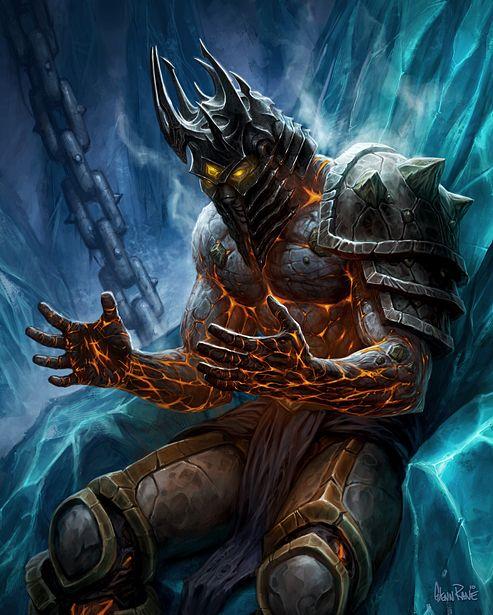 Warcraft - Bolvar the New Lich King