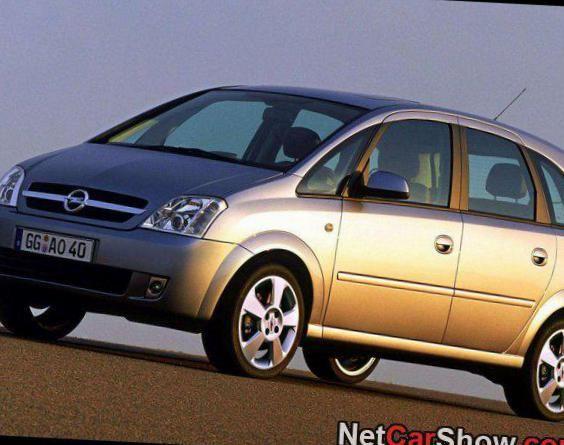 Opel Meriva A for sale - http://autotras.com