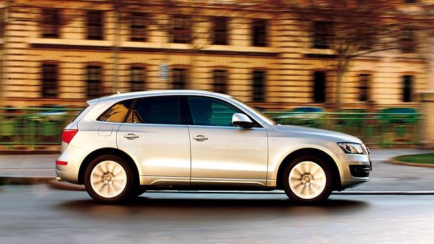 Audi Q5 hybrid http://www.autorevue.at/best_of_test/fahrberichte/audi-q5-hybrid-quattro-test.html