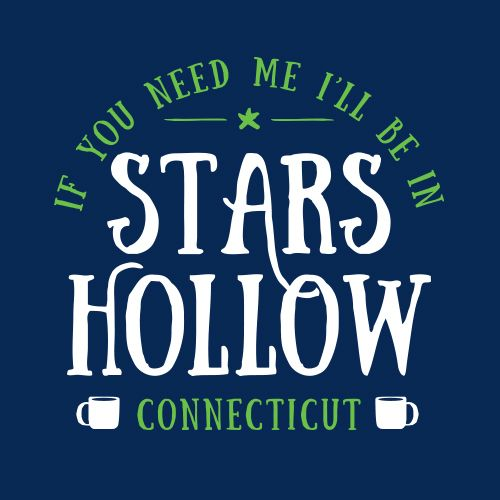 Stars Hollow Gilmore Girls Shirt
