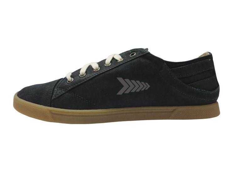 Calzado In2Go - Ref: Ind Mirror Black. Tipo ten. - Montado en Calzado Masculino - Acabado Unisex. Disponible en tallas  Masculino del 37 al 42. y Femenino del 34 al 40.