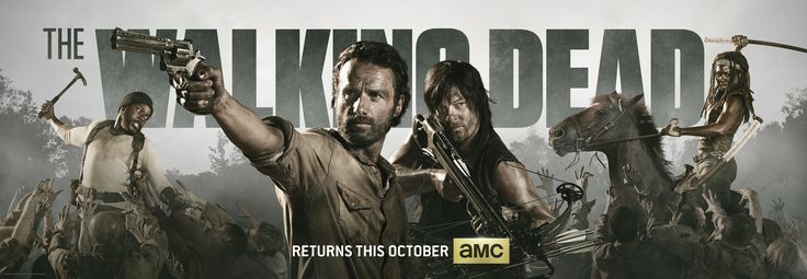My new obsession, haha. I have been watching this daily online. I plan to get them on DVD. This is truly my favorite show now! It's so addicting, and I can't wait to watch it with my Mom (she has cable, I don't) we both love this show. and of course Daryl, what a hunk!