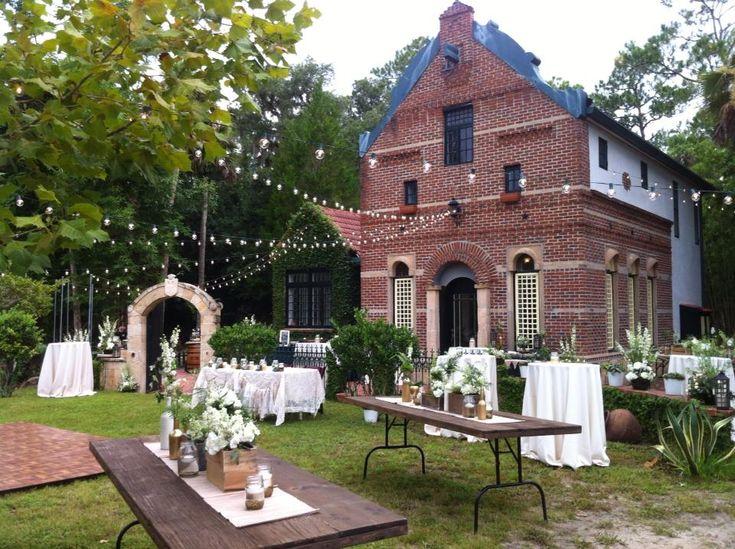 Rabbit Hollow At Geneva FL Central Florida Wedding Venues
